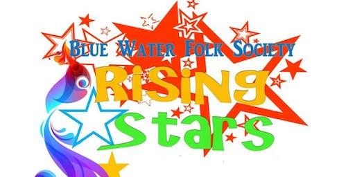 Rising Stars Singer/Songwriter Workshop