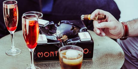 Rooftop Cigar and Whiskey Tasting High Bar Rooftop - Thur Oct 17th  tickets