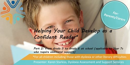 Helping Your Child Develop as a Confident Reader