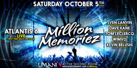 MILLION MEMORIEZ tickets