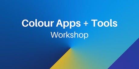 Digital Colour Apps + Tools Workshop tickets