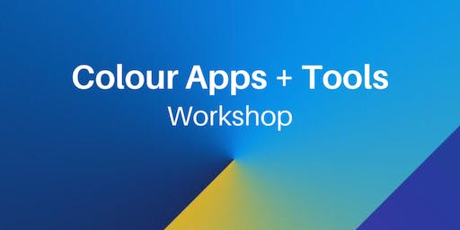 Digital Colour Apps + Tools Workshop