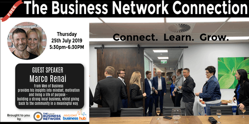 LOCAL NETWORKING EVENT - The Business Network Connection