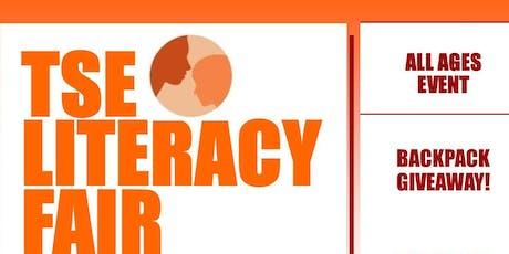 TSE Literacy Fair tickets