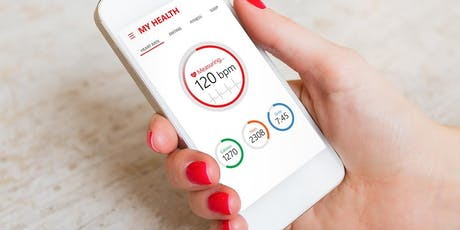 #mHealthUX: How To Design a Mobile Health App tickets