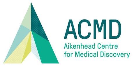 2019 ACMD Research Week  Monday Plenary Keynote:  Professor Alan Cass tickets