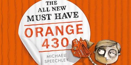 Paddington Mini Makers Club: The All New Must Have Orange 430 (6-12yrs) tickets