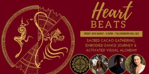 HEART BEATS - Ecstatic Dance & Sacred Cacao Ceremony