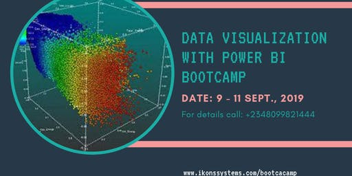Data Visualization with Power BI Boot camp