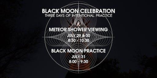 Black Moon Celebration - Three Evenings of Intentional Practice