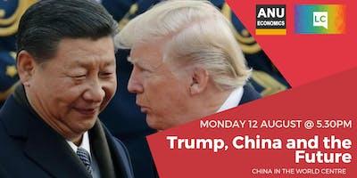 Trump, China and the Future: An Economic Conversation with Bob, Jane and Li Gang