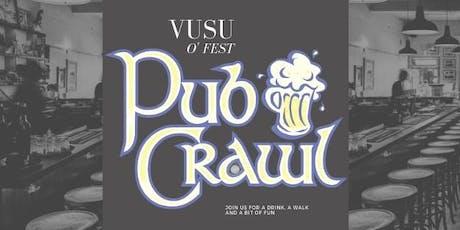Orientation Fest Pub Crawl tickets
