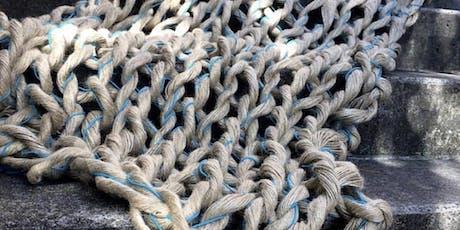 The Art of Arm Knitting Workshop - Sydney Craft Week 2019 tickets
