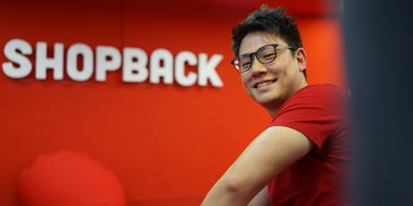 Fireside chat with Joel Leong, co-founder of ShopBack tickets