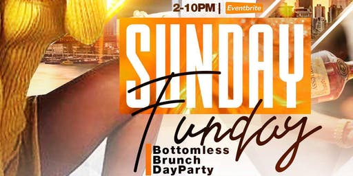 Sunday Funday Brunch with The #BrunchGods