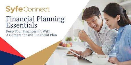 Financial Planning Essentials tickets