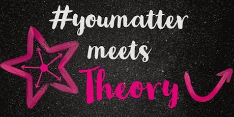#U.matter HUB - Kick-Off bei der Telekom - community of practise zur Theory U Tickets
