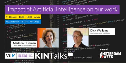KINTalks: Impact of Artificial Intelligence on our work