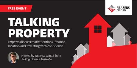 Talking Property - Is the market downturn over? Hosted by Andrew Winter tickets