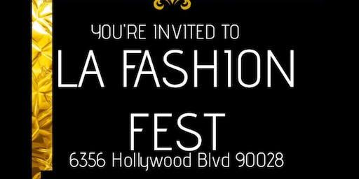 La Fashion Fest TICKETS