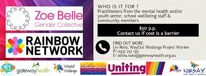 LGBTIQ+ Mental Health training - Wodonga image