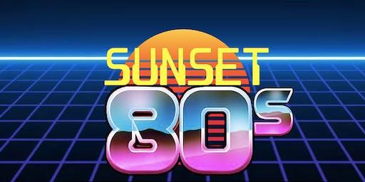 Sunset 80s