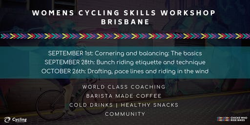 Womens Cycling Skills