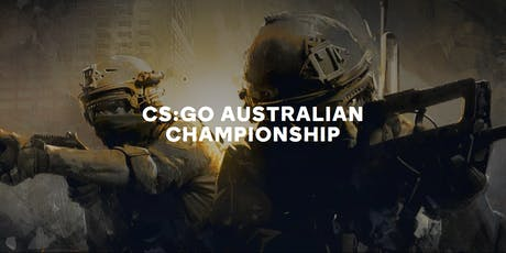 CS:GO 2019 Australian Championships tickets