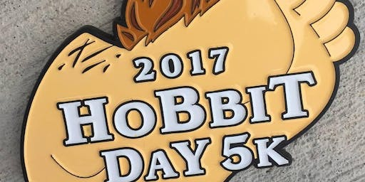 Now Only $7! The Hobbit Day 5K- Charleston
