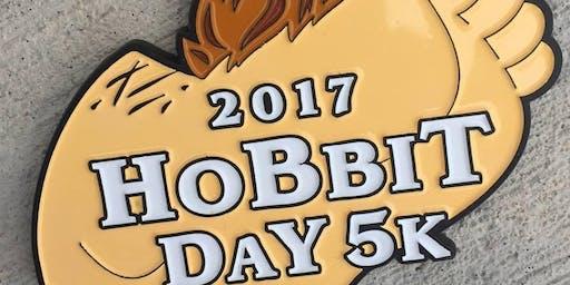 Now Only $7! The Hobbit Day 5K- Spokane
