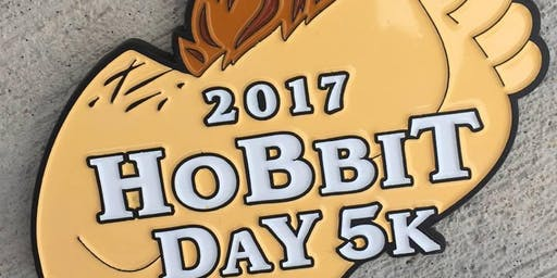 Now Only $7! The Hobbit Day 5K- Green Bay