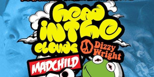 Dizzy Wright & Madchild Live In Peterborough