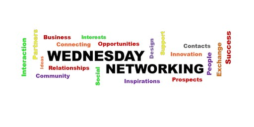Wednesday Networking with Jenny Appleton
