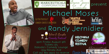 Brynn Jones Cannabis & Mariceuticals presents Randy J & Michael Moses tickets
