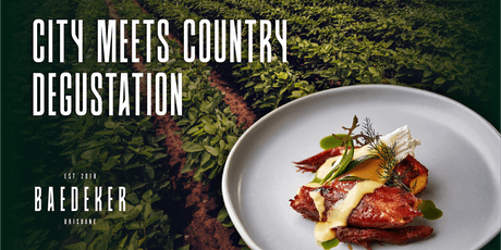 City Meets Country Degustation tickets