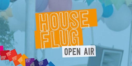 Houseflug Open Air