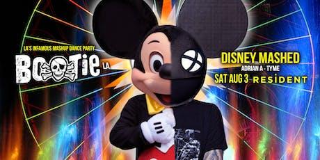 Bootie LA: Disney Mashed tickets