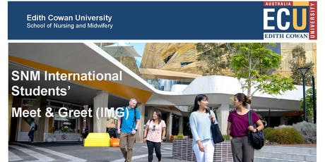 SNM International Students Mee and Greet (IMG) tickets