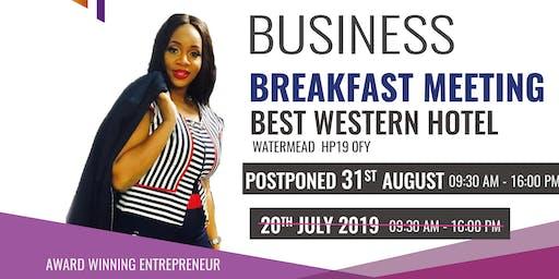 Momentors Business Breakfast Meeting