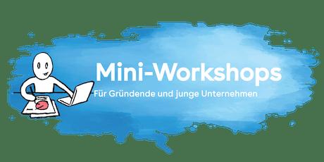 Mini-Workshop «Wer sind meine Kunden?» tickets