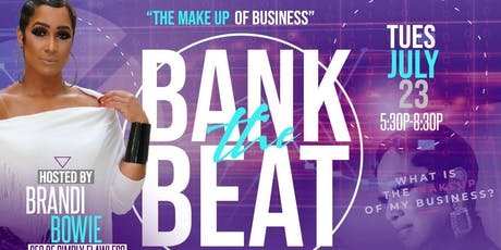 BANK THE BEAT tickets