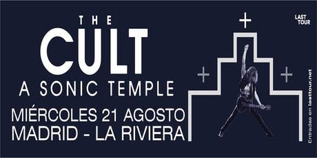 THE CULT en LA RIVIERA tickets