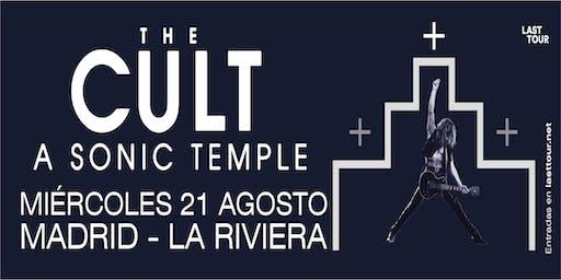 THE CULT en LA RIVIERA