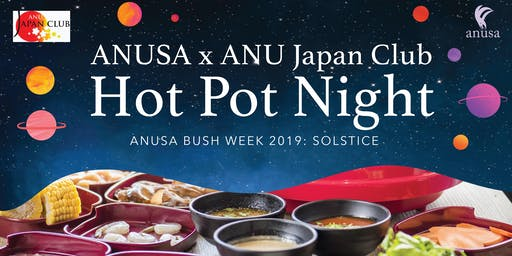 ANUSA x Japan Club Hot Pot Night