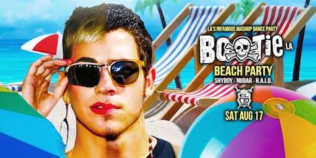 Bootie LA: Beach Party tickets