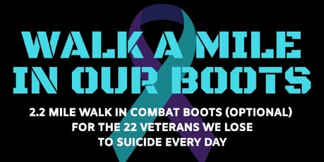 Walk A Mile In Our Boots 2019 tickets