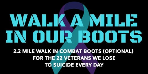 Walk A Mile In Our Boots 2019