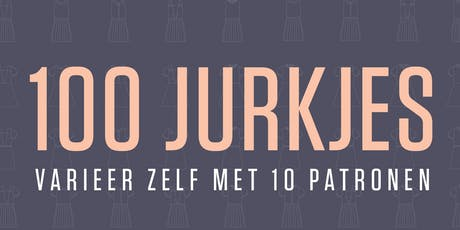 BOOKLAUNCH 100 JURKJES tickets