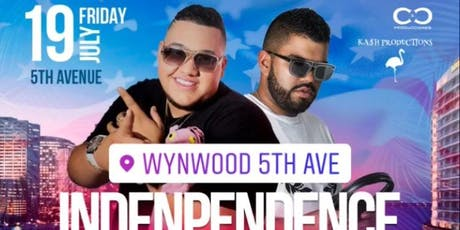 COLOMBIA INDEPENDENCE IN MIAMI TORO DJ & DJ DASTEN tickets