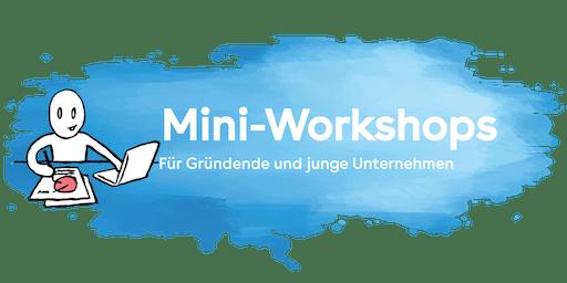 Mini-Workshop «Wie komme ich an ein Geschäftsmodell?»